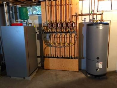 Heat-Flo Boiler