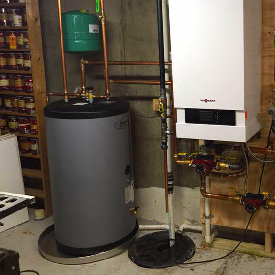 Mark Swainamer Plumbing and Heating